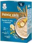 Gerber Pełnia Cereals Kaszka 8 Cereals with a banana