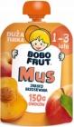 Бобо Фрут Мус яблочно-персиковый