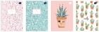 Cuaderno Interprint A5, 32 hojas, cuadros