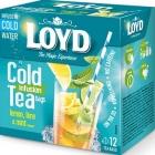Loyd Herbata na zimno o smaku