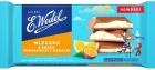 Wedel Milk Chocolate with the flavor of Orange and Passion Fruit