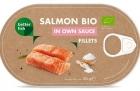 Besseres Fischlachsfilet in eigener BIO-Sauce
