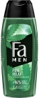 Fa Men Pure Relax 2in1 Shower gel with the scent of hemp for body and hair