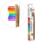 Humble Bamboo Kinderbürste Ultra Soft, bunt 14,5 cm