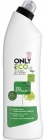 Only Eco Gel for cleaning toilets and urinals, effectively removes limescale and deposits