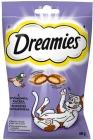 Dreamies Cat's Leckerbissen, Kissen mit leckerer Ente