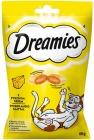 Dreamies Katzen-Delikatesskissen mit leckerem Käse