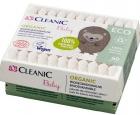 Cleanic Baby Sticks für Babys und Kinder 100% Bio-Baumwolle