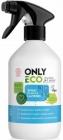 Only Eco Dishwashing liquid Bathrooms with spray