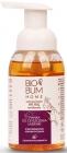 Biobum Home cleaning foam Bathrooms with bio-fermentation, Red Orange
