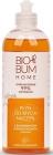 Biobum Home Dishwashing liquid with bioferment and glycerin, Red Orange