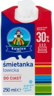 Łowicz Cream 30% For cakes