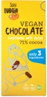 Super Fudgio Chocolate sweetened with dates gluten-free BIO