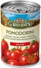La Bio Idea Cherry tomatoes in BIO tomato sauce