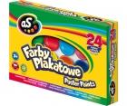 As Farby plakatowe 24 kolory