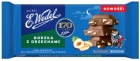 Wedel dark chocolate with nuts