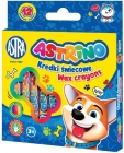 Astra Astrino Crayons of 12 colors