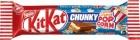 Nestlé KitKat Chunky Wafer en barra con sabor a caramelo salado y palomitas de maíz