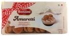 Forno Bonomi Amaretti Shortbread, galletas dulces y amargas con semillas de albaricoque