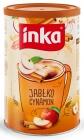 Inka Apple Cinnamon растворимый зерновой кофе с яблочным соком и корицей