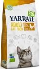 Yarrah Adult cat food with chicken BIO