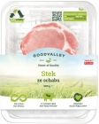 Goodvalley Pork steak farmed without the use of antibiotics