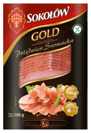 Sarmatian solomillo de Oro
