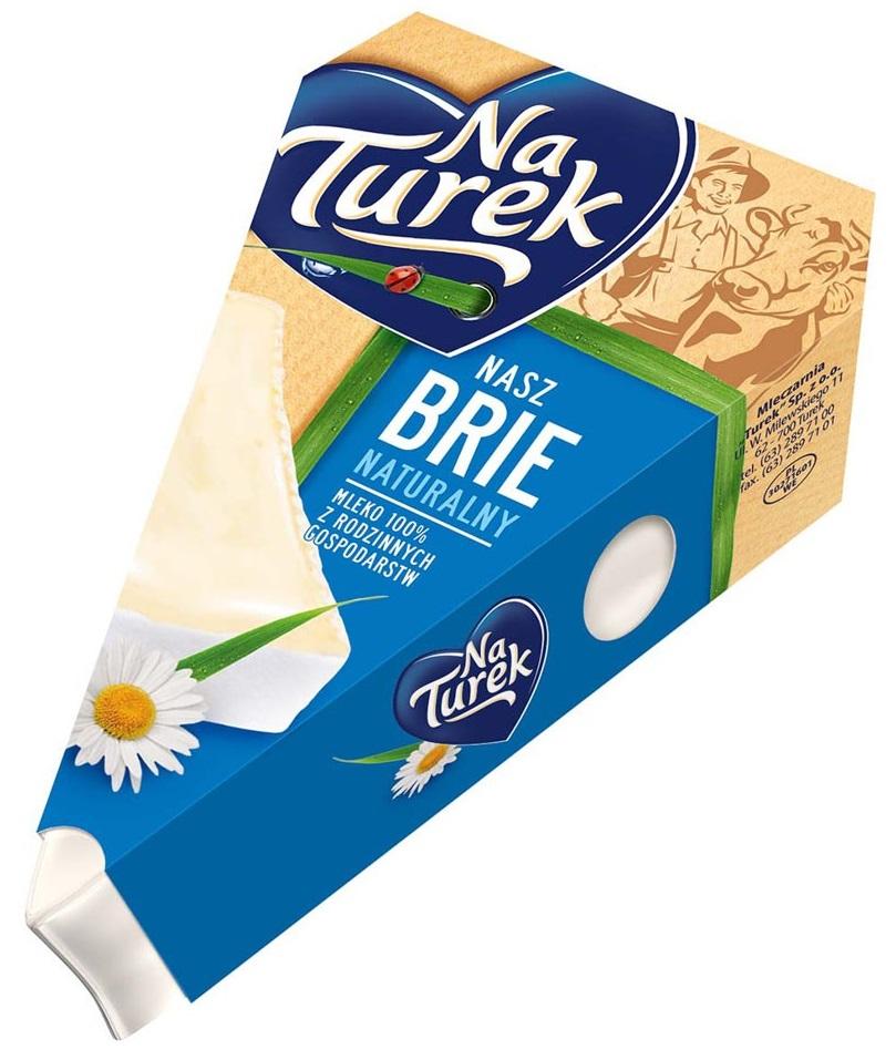 Turek Brie ser pleśniowy naturalny