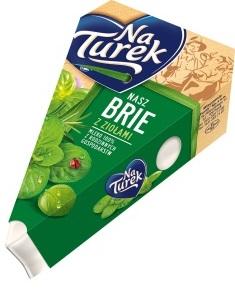 Turek Brie ser pleśniowy z ziołami