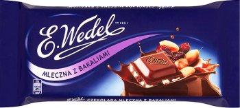 Wedel czekolada  z bakaliami