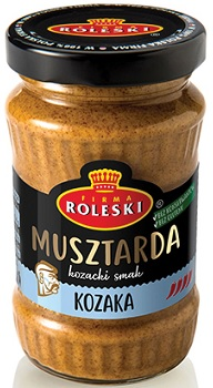 Roleski Musztarda Kozaka
