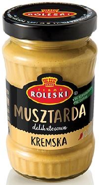 Musztarda Roleski Kremska