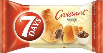 7Days rogalik z nadzieniem kakaowym
