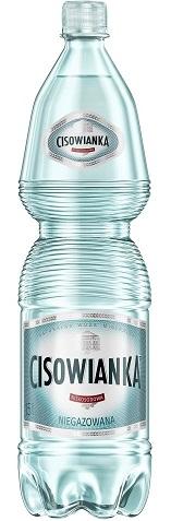 Cisowianka naturalna woda mineralna niegazowana