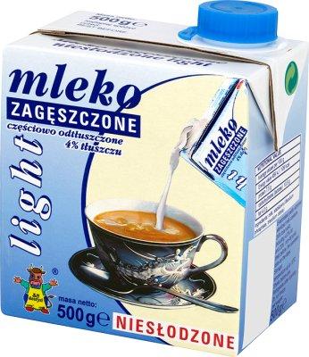 SM Gostyń mleko zagęszczone 4% light niesłodzone