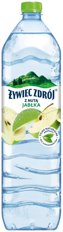 Żywiec Zdrój Z Nutą Jabłka woda