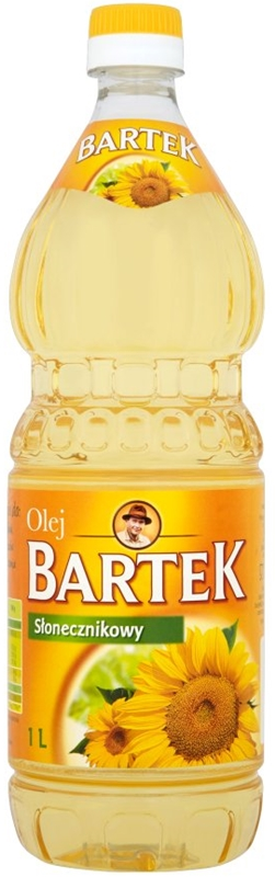 Bartek olej słonecznikowy
