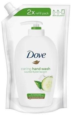 Dove mydło w płynie zapas go fresh  -  touch