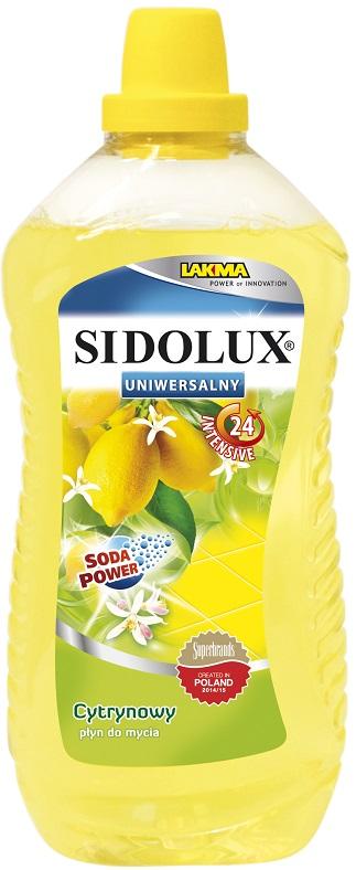Sidolux uniwersalny płyn do mycia cytrynowy