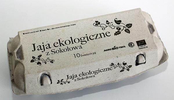 Oldar jaja z Sokołowa ekologiczne