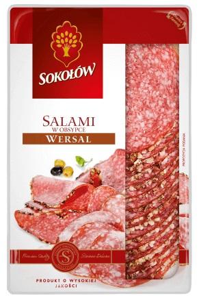 Sokołów Salami w obsypce  Wersal