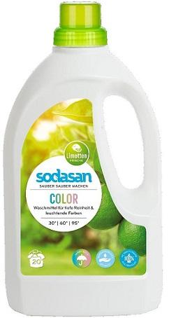 Sodasan uniwersalny płyn do prania Color detergent