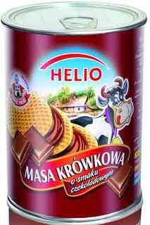 Helio Masa krówkowa o smaku kakaowym, puszka