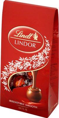 Lindt Lindor Mleczne pralinki czekoladowe
