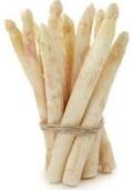 Szparagi białe pęczek