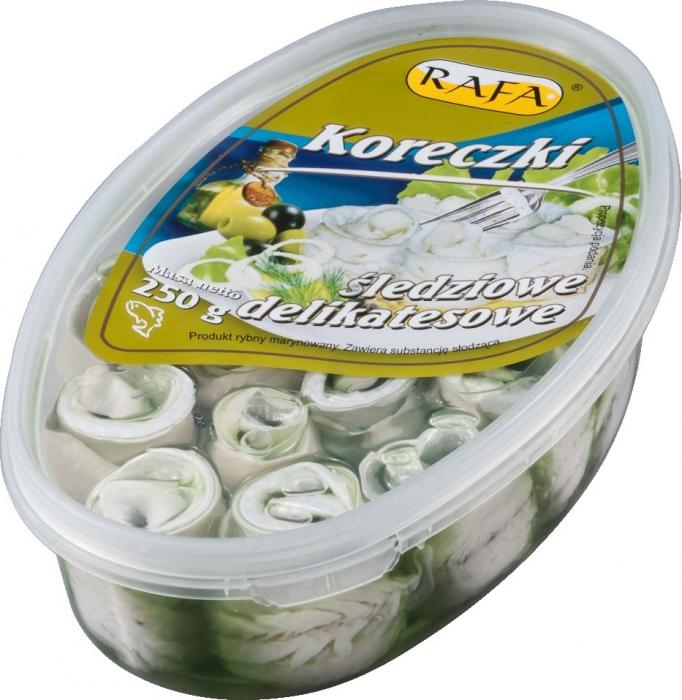 маринованные филе сельди деликатесов