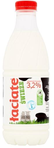 Łaciate mleko świeże 3.2%