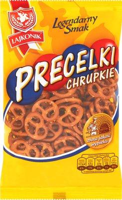Lajkonik Precelki Chrupkie