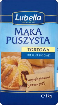Lubella Mąka Tortowa Puszysta typ 450