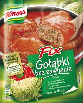 Knorr Fix Gołąbki bez zawijania